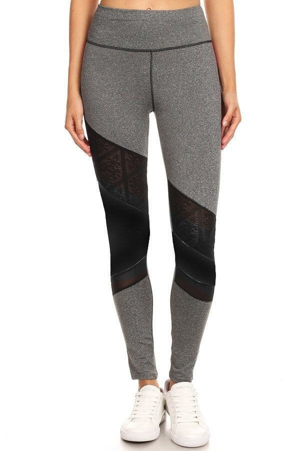 MESH ACCENTS - ShesGotLeggings