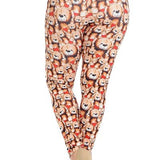 TEDDY HEARTS - ShesGotLeggings