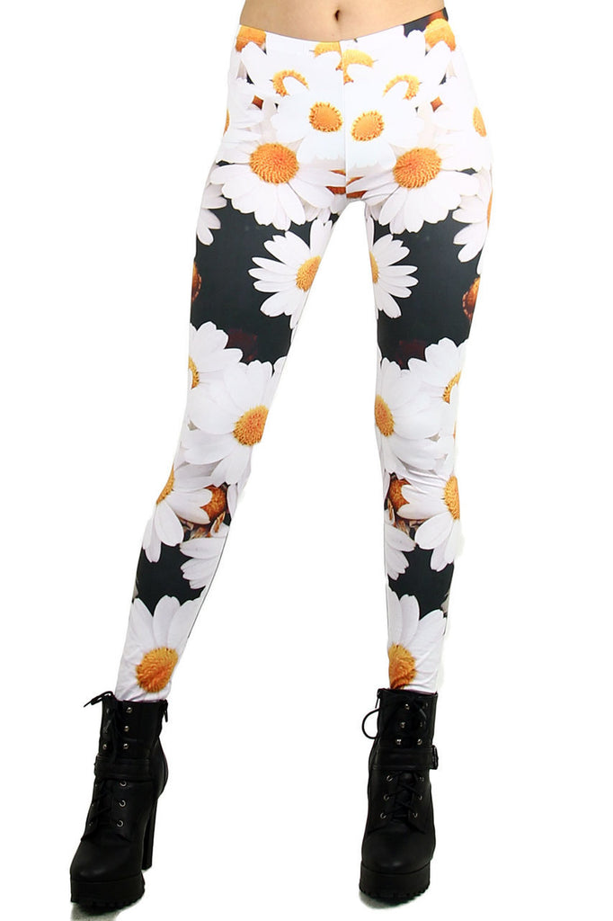 DAISY GRAPHIC LEGGINGS