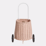 Olli Ella Luggy Basket in Rose