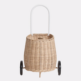 Olli Ella Luggy Basket in Straw