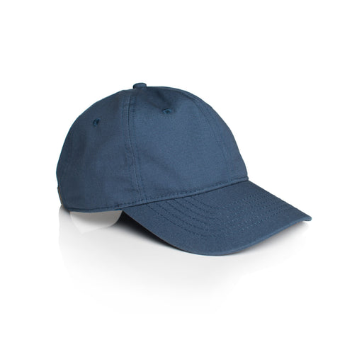 Low Profile 6-Panel Cap 1111 - Harbor Blue