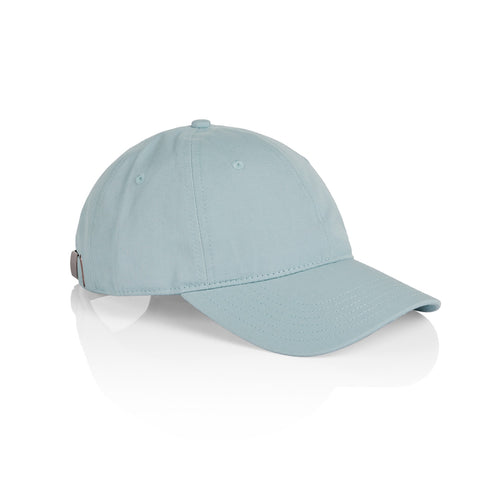 Low Profile 6-Panel Cap 1111 - Pale Blue