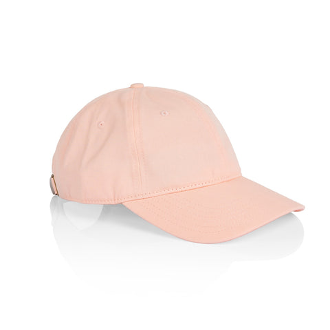 Low Profile 6-Panel Cap 1111 - Pale Pink
