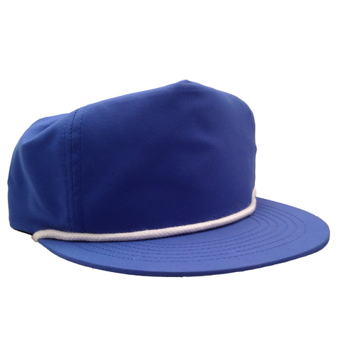 5 Panel Nylon Cap with Rope