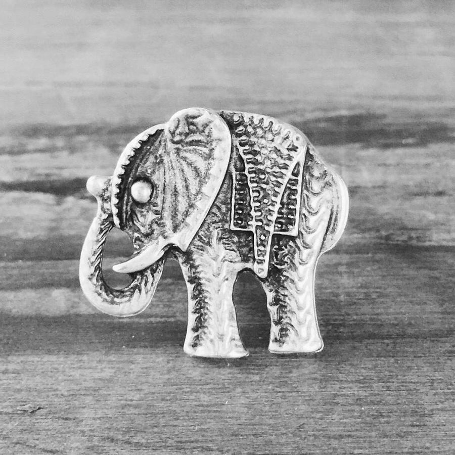 "Anatolian Ring - ""Elephant 2.0"" - Ring - Bohemian Jewellery and Homewares - Lost Lover"
