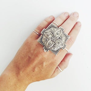 "Anatolian Ring - ""Radiance"" - Ring - Bohemian Jewellery and Homewares - Lost Lover"
