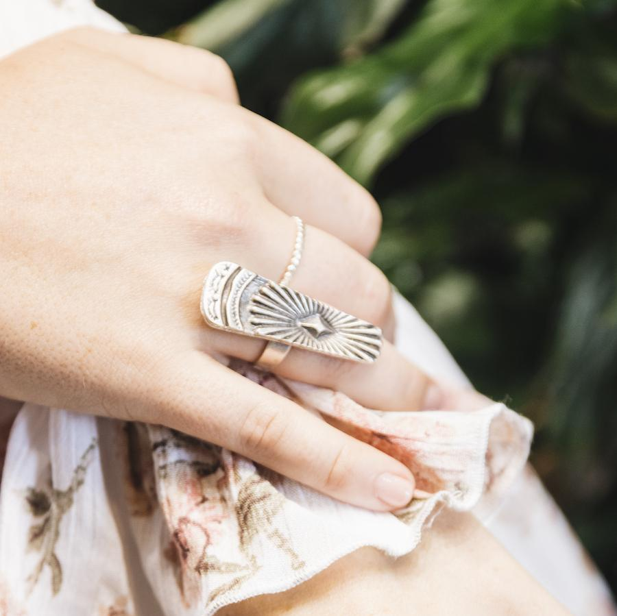"Anatolian Ring - ""Spirit"" - Ring - Bohemian Jewellery and Homewares - Lost Lover"