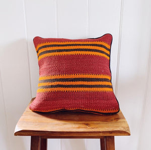 Kilim cushion cover - 12 - Cushion - Bohemian Jewellery and Homewares - Lost Lover