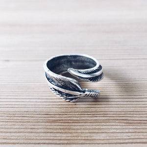 "Anatolian Ring - ""Feather"" - Ring - Bohemian Jewellery and Homewares - Lost Lover"