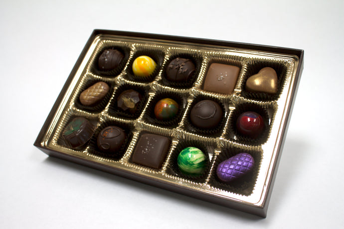 15 Pc Truffles Collection