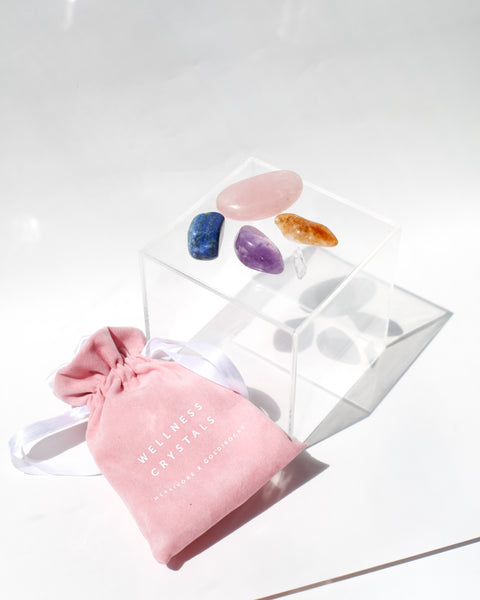 Wellness Crystal Collection