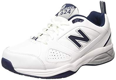 New Balance MX624W White Wide fit