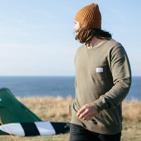 Faroe Sweater - Green