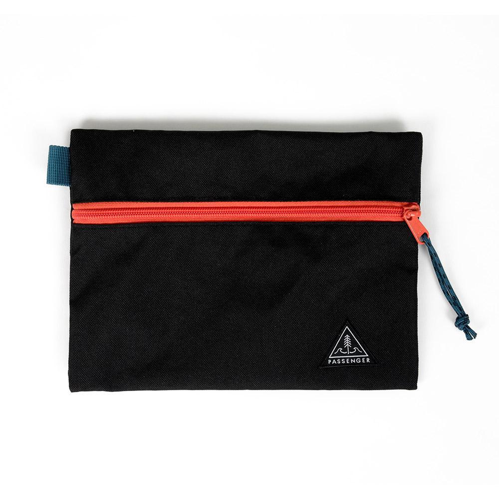 Fieldnote Travel Case - Black/Red