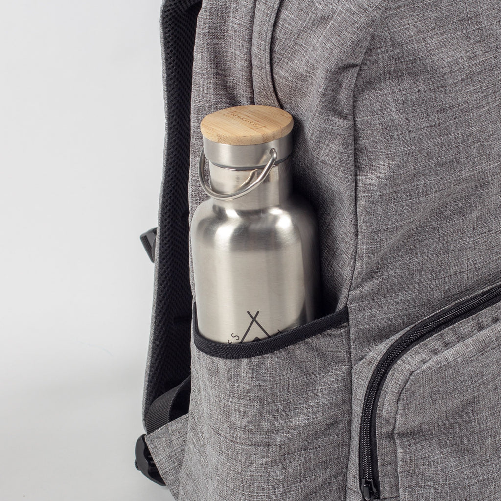 Mule Everyday Backpack - Grey Marl