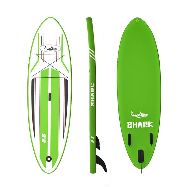 SHARK 10'6 ALLROUND CROSS OPPUSTELIG SUP