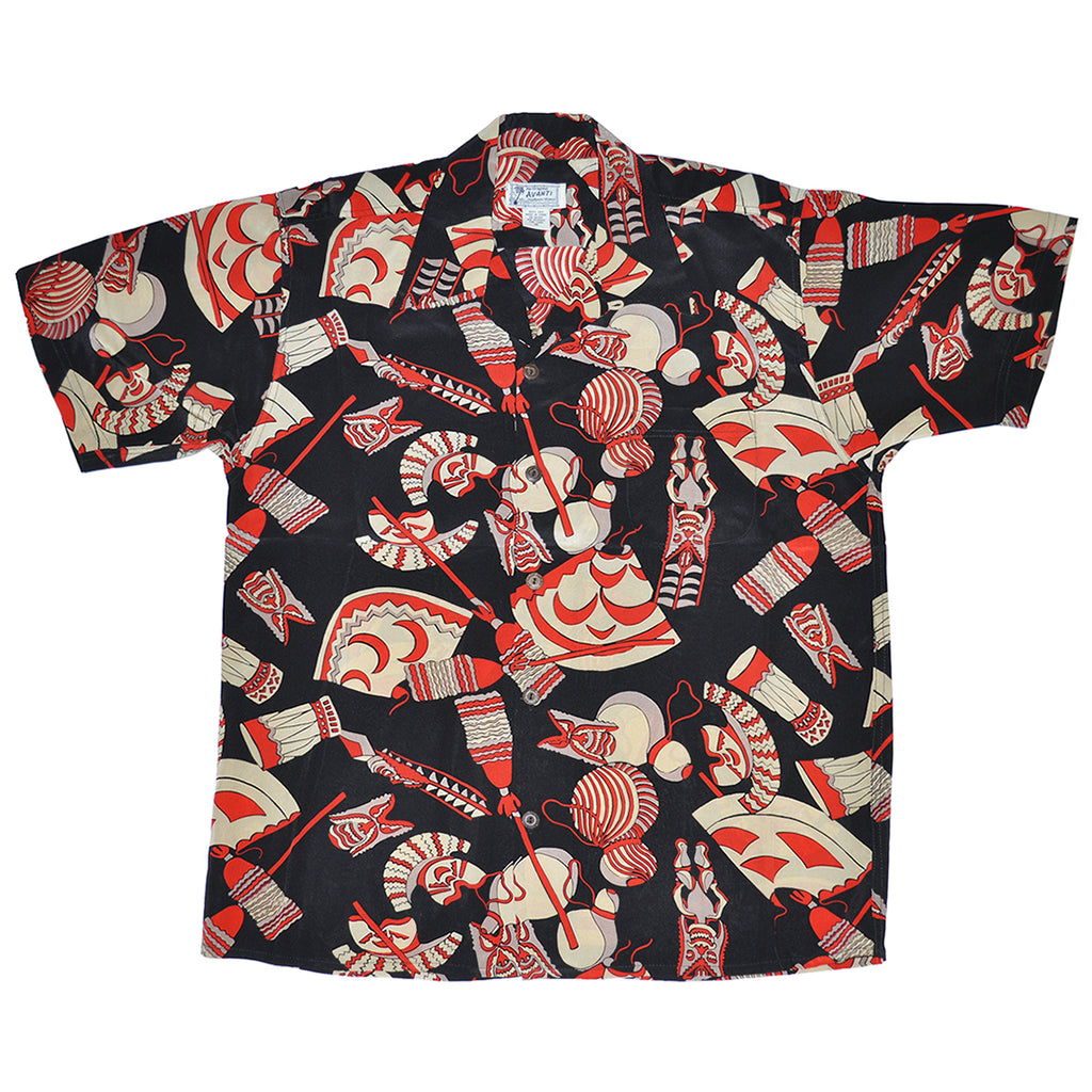 Men's Kane Symbols Hawaiian Shirt
