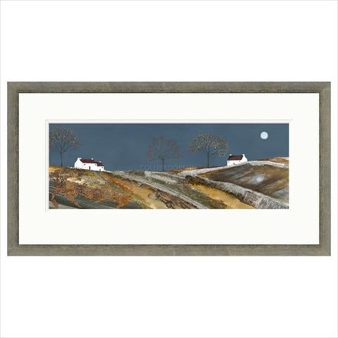 Limited Edition Print - A flooded Field - FRAMED