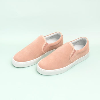 Women's Blush Slip-On Sneaker