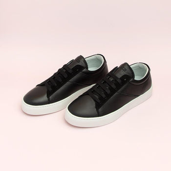 Women's Ebony Classic Lace-Up Sneaker
