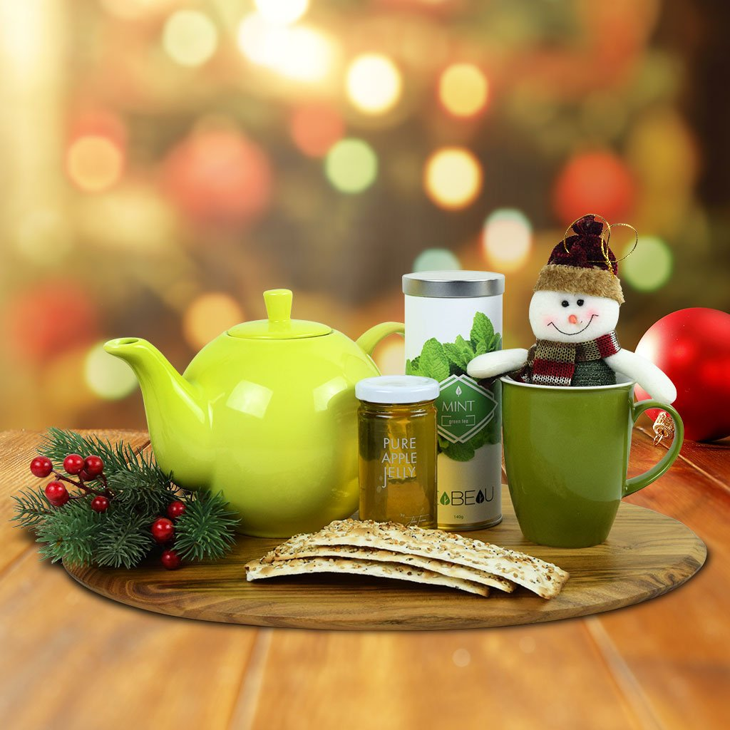 Christmas Tea Time Gift Set