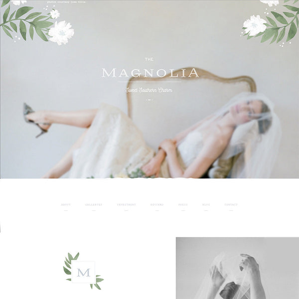 ProPhoto Themes for Photographers | Featuring Magnolia ProPhoto 6 Theme