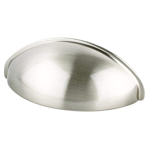 Berenson B-0963-1BPN Advantage Plus 3 Brushed Nickel Cup Pull