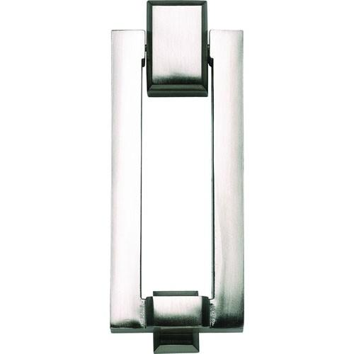 Atlas Homewares AT-DK644-BRN  Mission - Outside Hardware Brushed Nickel Door Knocker