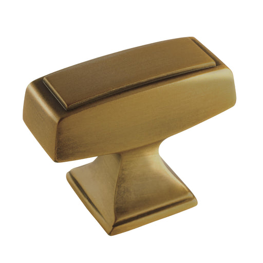 Amerock A-BP53534-2-GB Mulholland Gilded Bronze Large Knob