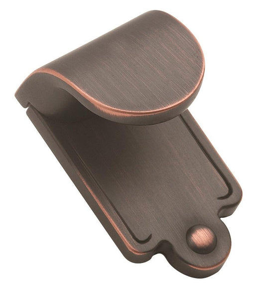 Amerock A-BP1593-ORB Inspirations Oil-Rubbed Bronze Finger Pull