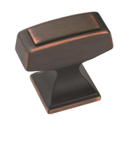 Amerock A-BP53029-ORB Mulholland Oil-Rubbed Bronze Rectangular Knob