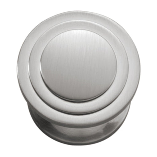 Hickory Hardware H-P3102-SN Contemporary/Deco Satin Nickel Round Knob