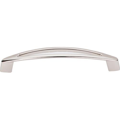 Top Knobs T-M1948 Nouveau Polished Nickel Standard Pull