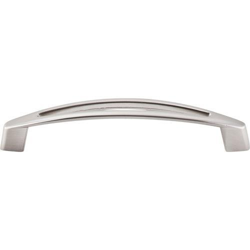 Top Knobs T-M389 Nouveau Brushed Satin Nickel Standard Pull