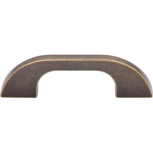 Top Knobs T-TK44GBZ Sanctuary German Bronze Neo Square D Handle