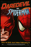Daredevil vs. Spider-Man video poster Marvel