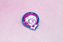 Load image into Gallery viewer, Shiro Rainbow Enamel Pin