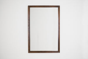 MC Walnut Mirror