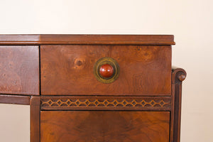 Art Deco Library Desk