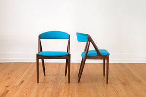 Kai Kristiansen Dining Chairs