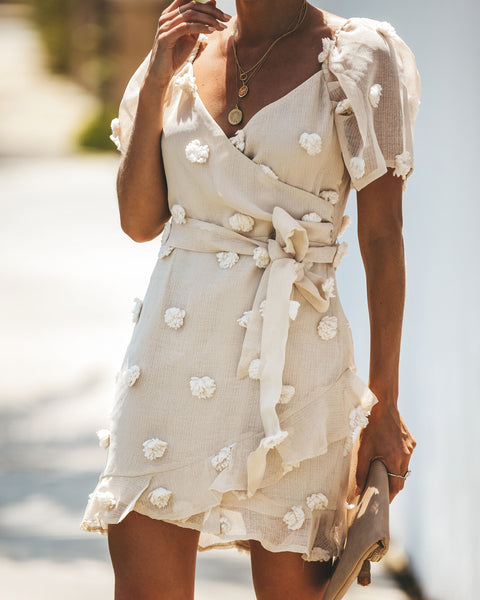 Counting Sheep Tie Dress