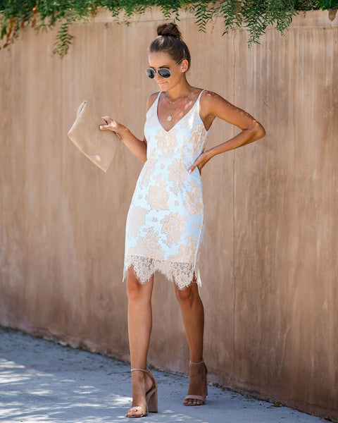 This Is Forever Lace Dress