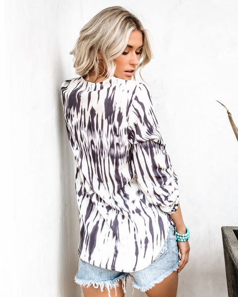 By The Light Of The Moon Blouse