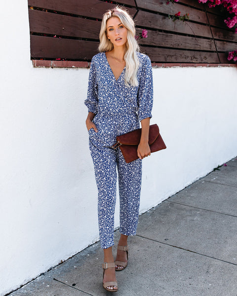 Mara Pocketed Jumpsuit