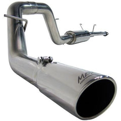 MBRP Toyota Tundra 07-09 Single Side Exhaust
