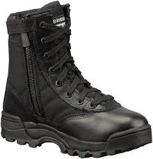 "Original S.W.A.T. Classic 9"" Side Zip Uniform Military Stations Boot"