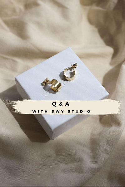 Q & A: Can I shower with gold vermeil earrings?