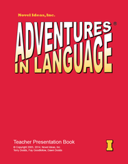 1001-1TPB Adventures in Language Level I (2014 Edition) - Teacher Materials