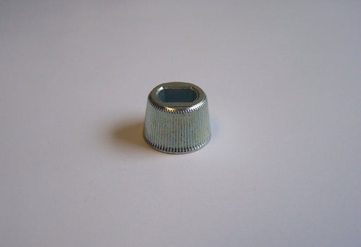 300637 - Single  Knurled Driver 3/8 Double Flat
